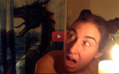 Thar Be Dragons! ~ Full Moon in {Sidereal} Capricorn & Cancer