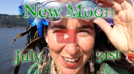 July 31st New Moon ~ Cozy up & Renew!