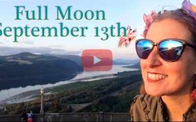 September 13th Full Moon ~ Assess your Impact!