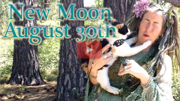 August 30th New Moon ~ Sudden SuperPowers!