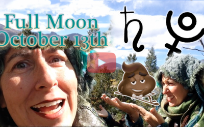 October 13th Full Moon ~ Spiritual Aikido!