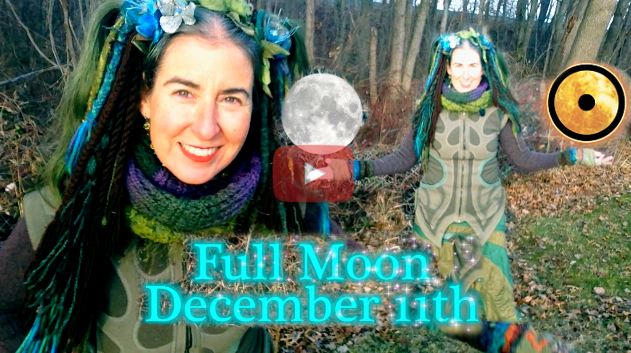 December 11th Full Moon  ~ Engage with What's Working!
