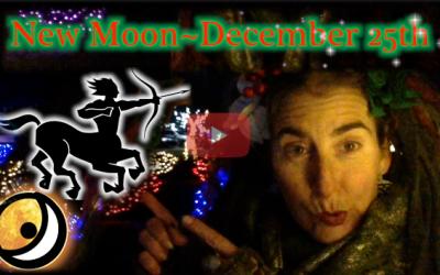 Dec 25th New Moon ~ This Precious Life!