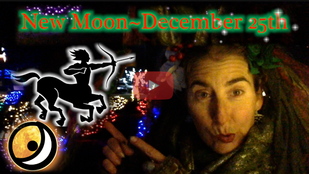 Dec 25th New Moon ~ This Precious Life!