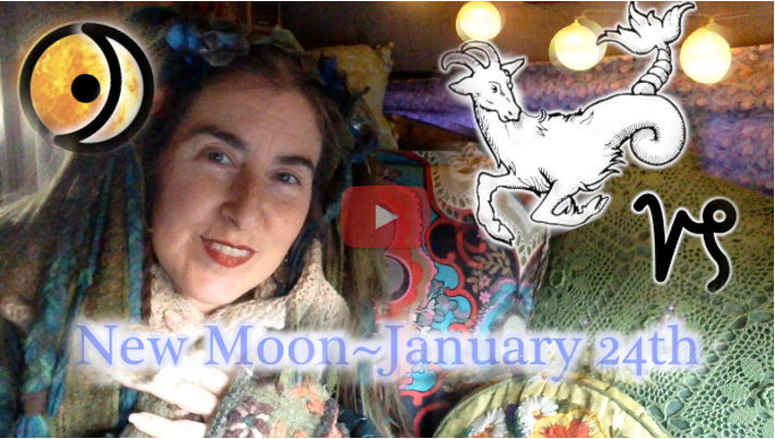 Jan 24th New Moon ~ the Mystery of Light!