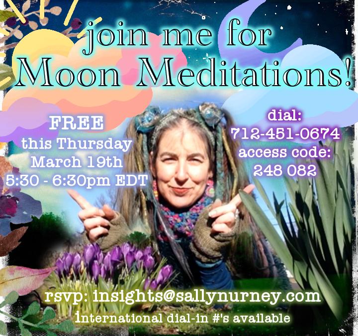 Moon Gathering 3.19.2020