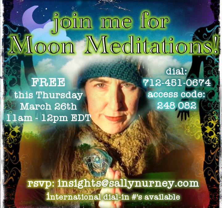 Moon Meditation 3.26.2020