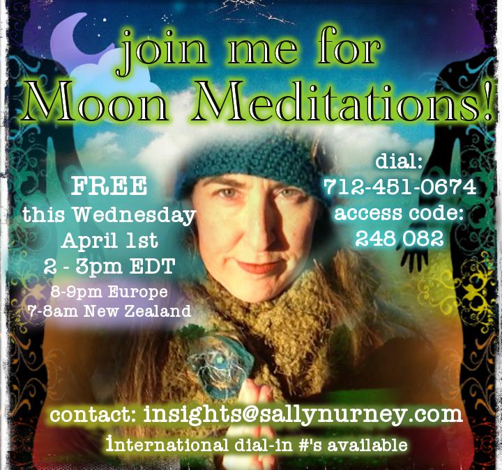 Moon Meditation  4.1.2020