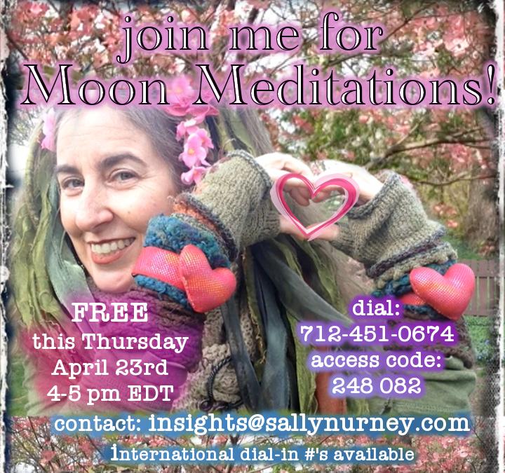 Moon Meditation ~ 4.23.2020