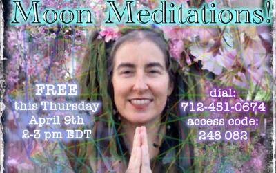 Moon Meditation 4.9.2020