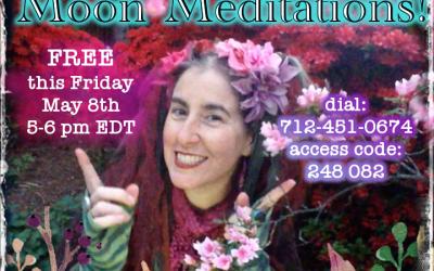 Moon Meditation ~ 5.8.2020