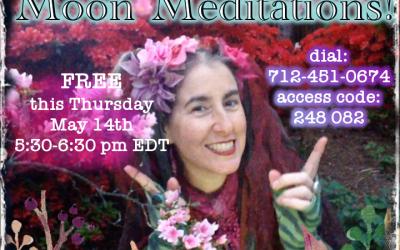 Moon Meditation ~ 5.14.2020
