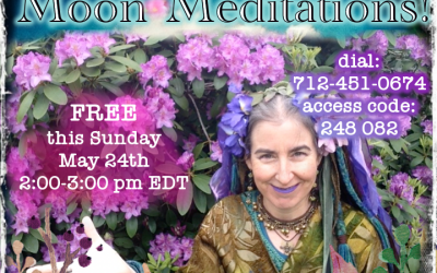 Moon Meditation ~ 5.24.2020