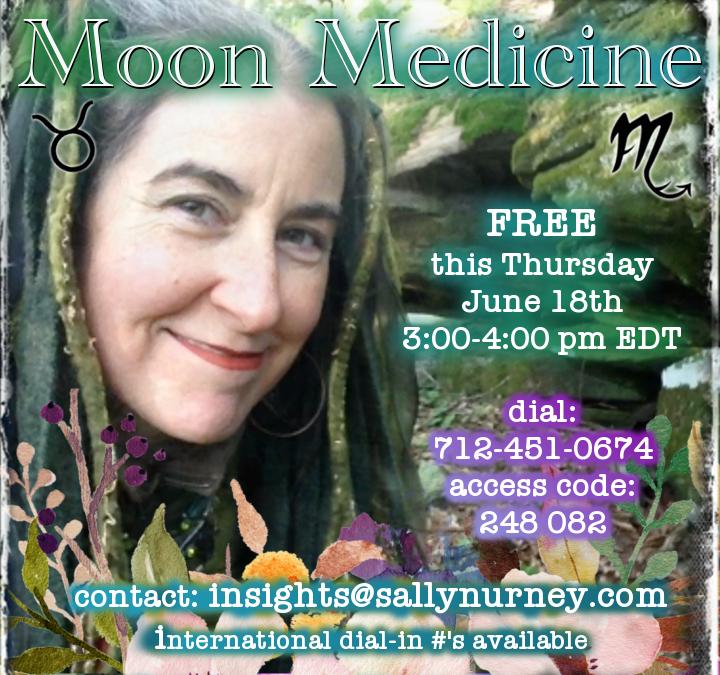 Moon Medicine ~ 6.18.20