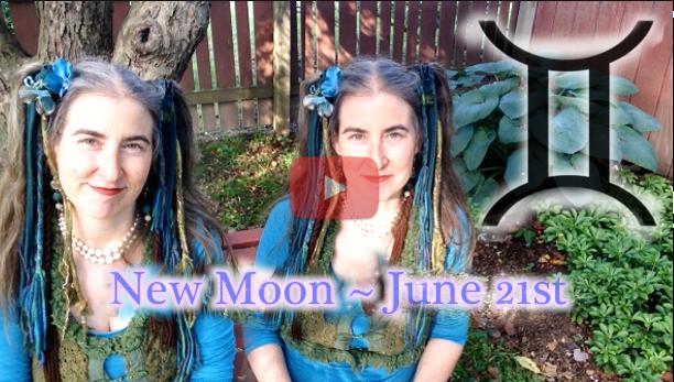 Paradox & Possibilities ~ Solstice New Moon