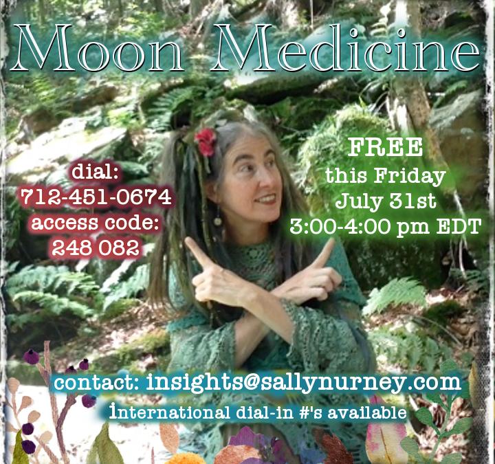 Moon Medicine ~ 7.31.20