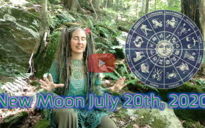 The Altar of the Heart ~ July 20th New Moon