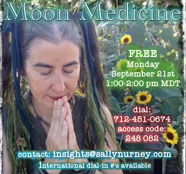 Moon Medicine ~ 9.21.2020