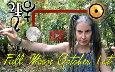 Our Healthier Future! ~ Oct 1st Full Moon in Virgo