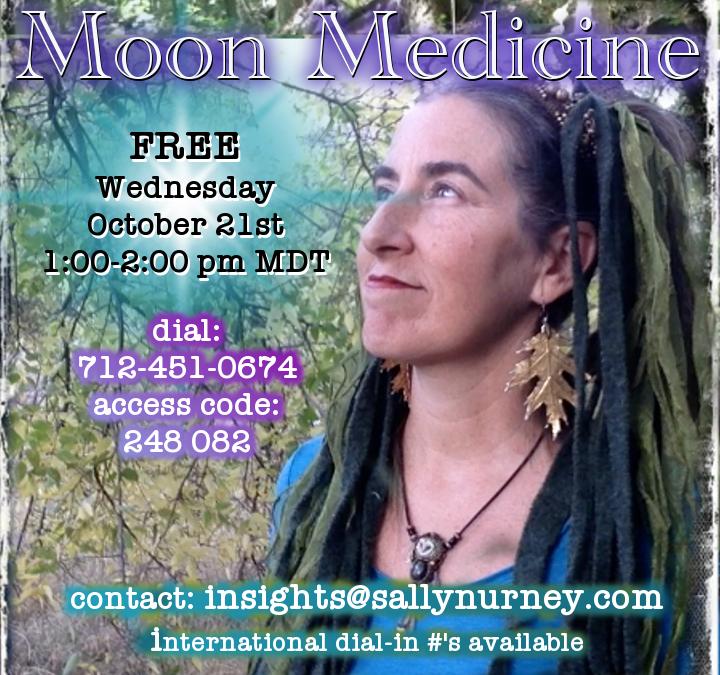 Moon Medicine ~ 10.21.20