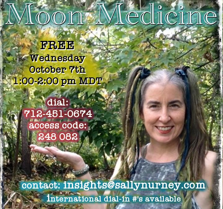 Moon Medicine ~ 10.7.20