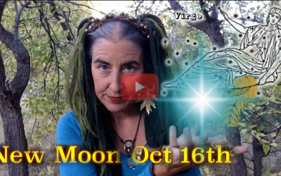 Authenticity in a sea of Imitation! ~ New Moon of Oct 16th