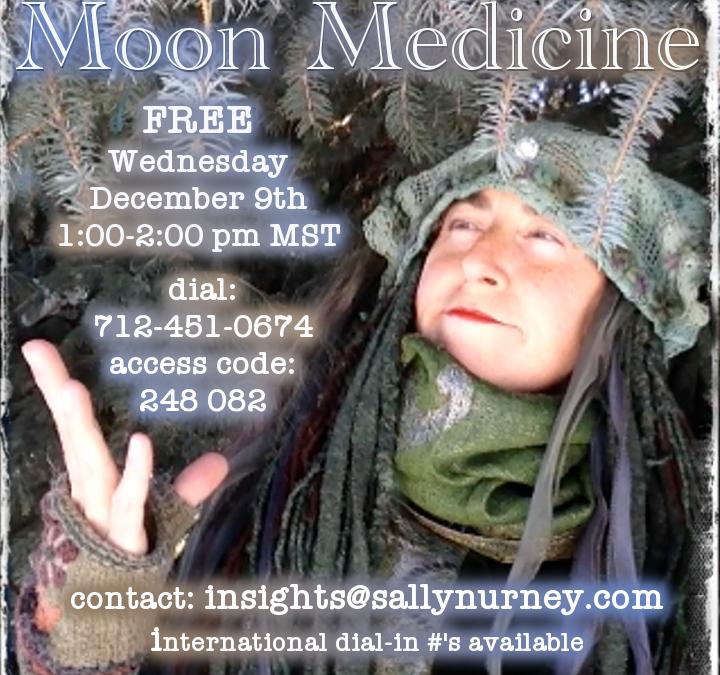 Moon Medicine ~ 12.9.20