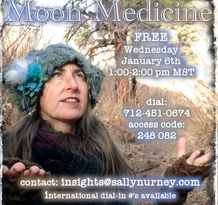 Moon Medicine ~ 1.6.21