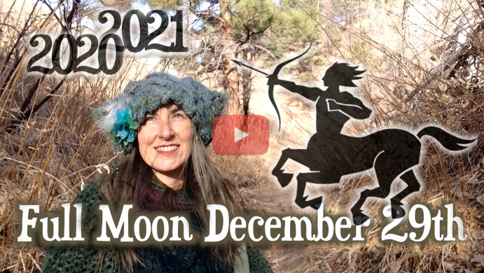Seeds of your Soul! ~ Dec 29th Full Moon