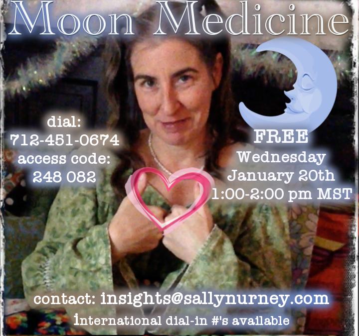 Moon Medicine ~ 1.20.2021