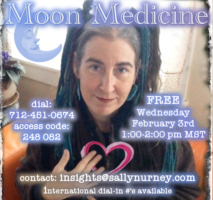 Moon Medicine ~ 2.3.2021