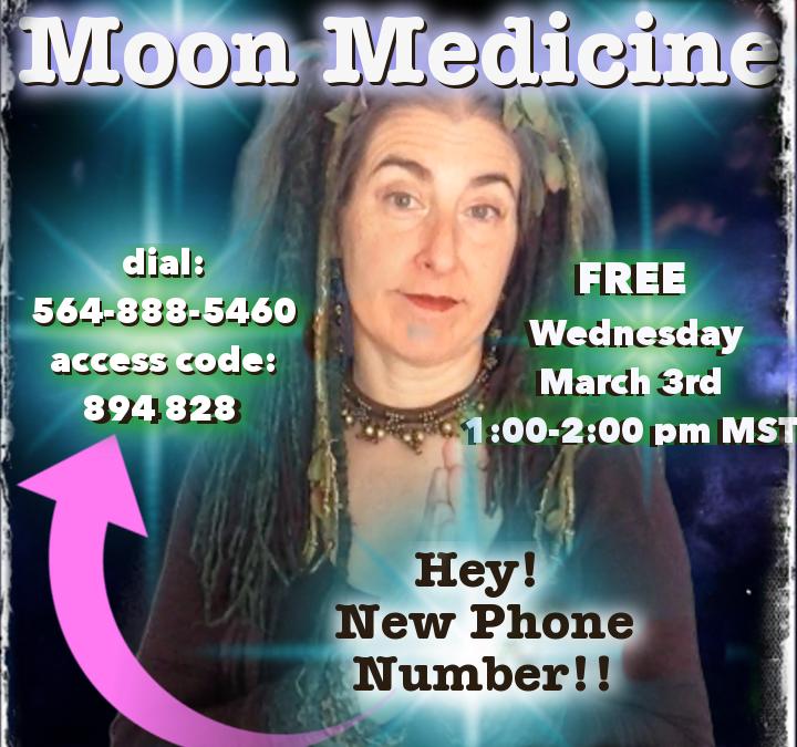 Moon Medicine ~ 3.3.2021