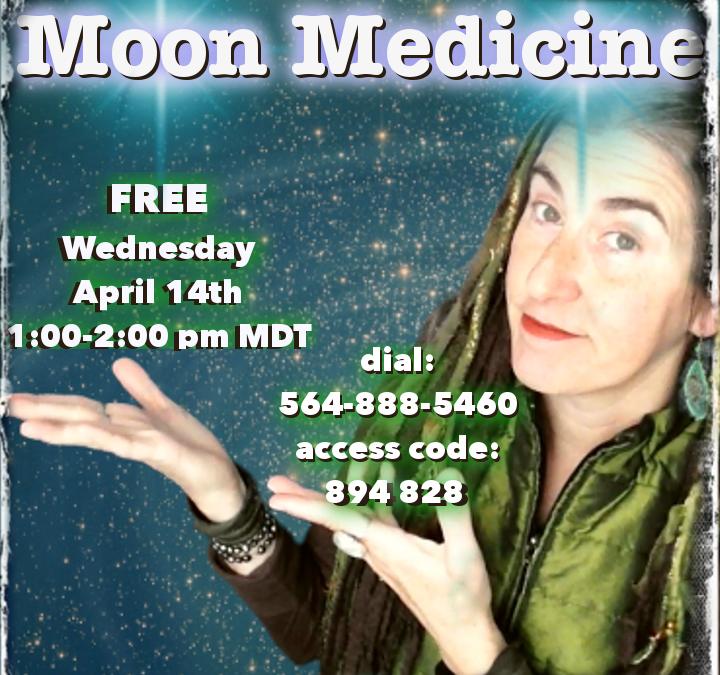 Moon Medicine ~ 4.14.2021