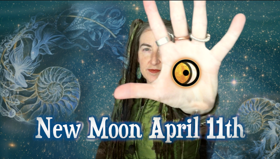 Life feeds upon Life ~ New Moon April 11th {Sidereal} Pisces
