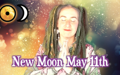 the Middle Way ~ New Moon May 11th in {Sidereal} Aries